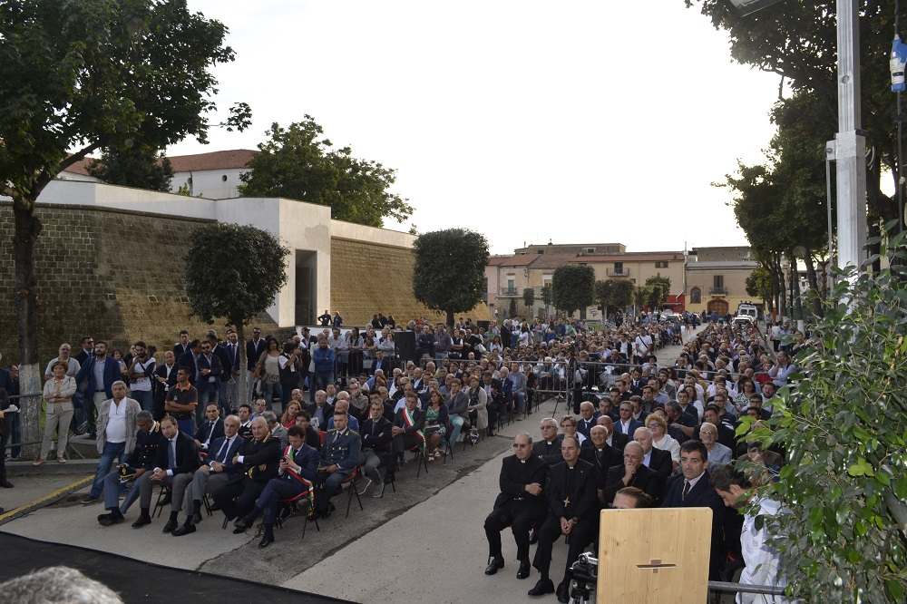 Acerra, la conferenza regionale sul Creato del settembre 2015