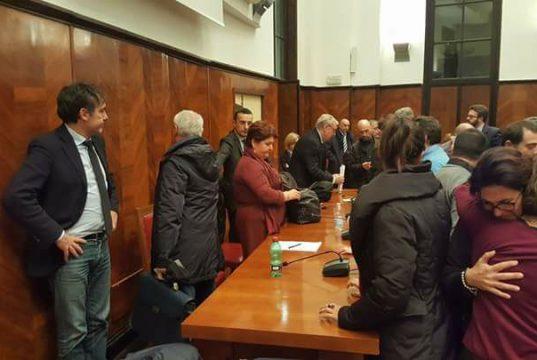 Almaviva, fine della trattativa alle tre di notte