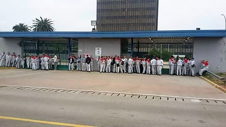 Fiat Pomigliano, lo sciopero dei trasfertisti
