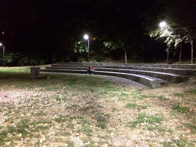 Pomigliano, nuova illuminazione del parco all'insegna dell'ecorisparmio  Il Mediano