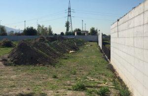Acerra, il cantiere fermato dalla polizia municipale