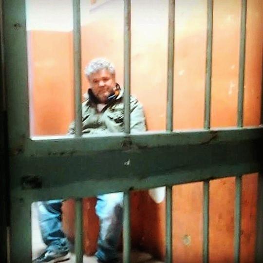 Mimmo Mignano in cella a Sanremo