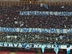 Lo stadio San Paolo fotografato da Massimo Annunziata