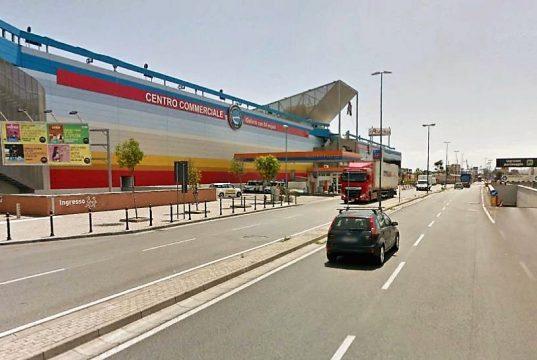 Auchan Argine panoramica