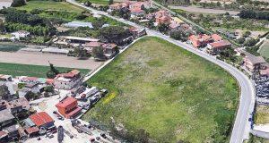 il terreno di contrada Curcio ad Acerra, uno degli sversatoi dell'ecomafia 3