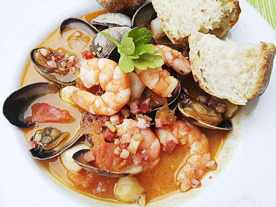 A Pranzo Con Babette La Zuppa Di Pesce Il Mediano