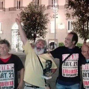 i 5 operai licenziati dalla FCA di Pomigliano e Nola
