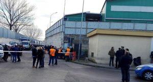 protesta lavoratori cub