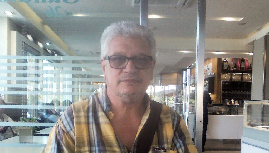 Angelo De Cicco, il marito della donna mutilata che ha denunciato un consigliere comunale