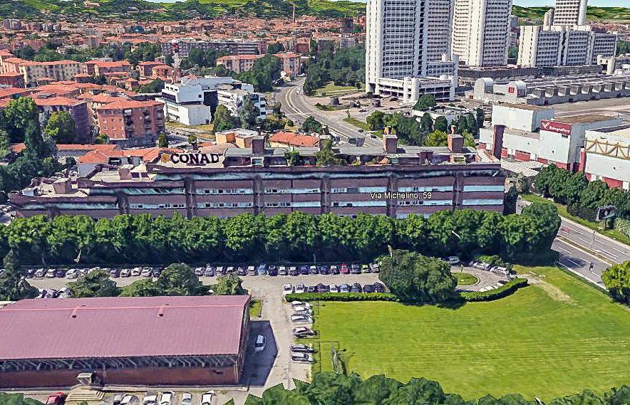 Conad, la sede nazionale di Bologna
