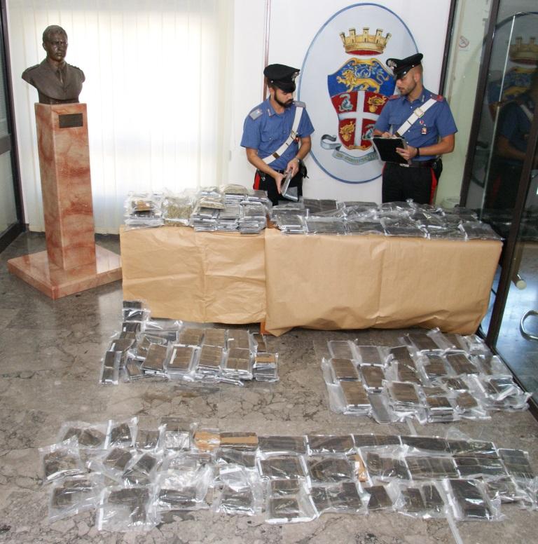 Blitz Anti Droga A Palermo Maxi Sequestro Di Hashish Arrestati 4 Napoletani Il Mediano