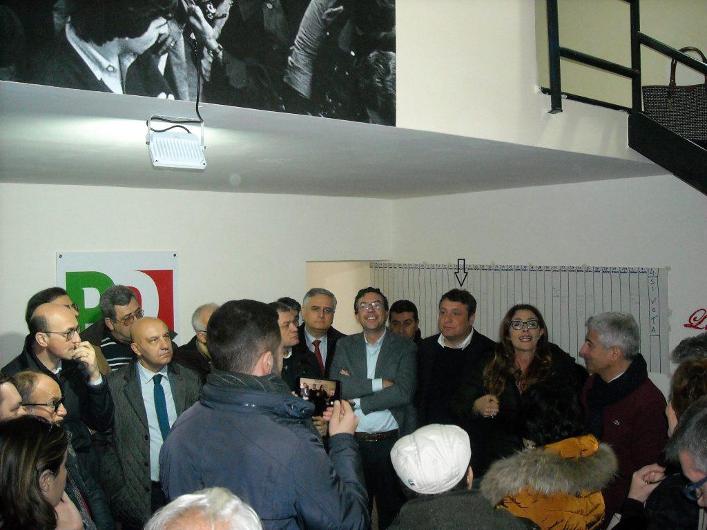 Via Romani Pomigliano D Arco a pomigliano non c'è più il segretario del pd: è passato a
