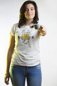 Sara Borrelli - autrice e regista di Coffee Time
