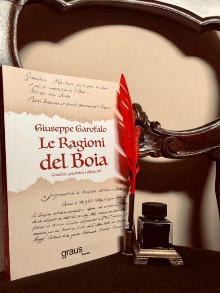 """""""Le Ragioni del Boia"""", a Santa Maria Capua Vetere la presentazione del libro di Garofalo - ilmediano.com"""