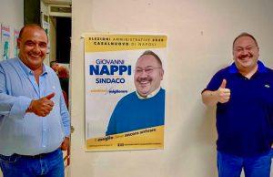 A sx Giovanni Feliciello, a dx Giovanni Nappi