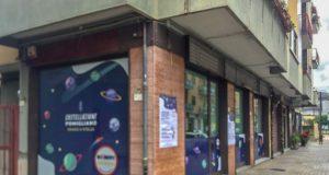 La sede del Movimento Cinque Stelle a Pomigliano