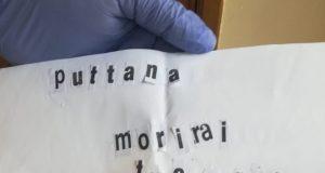 la lettera minatoria inviata per Cannavacciuolo e la sorella