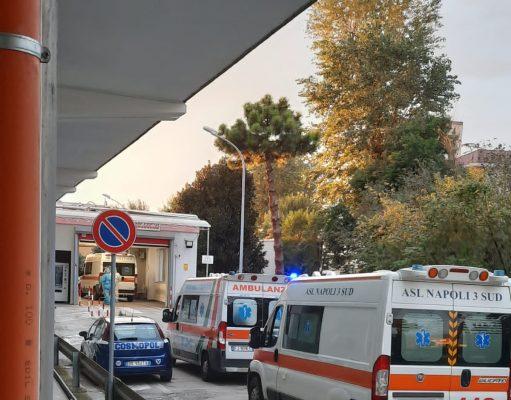 Ospedale Nola ambulanze