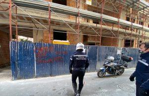 Pomigliano, gli ultimi sequestri di palazzi nel centro cittadino (marzo 2021)